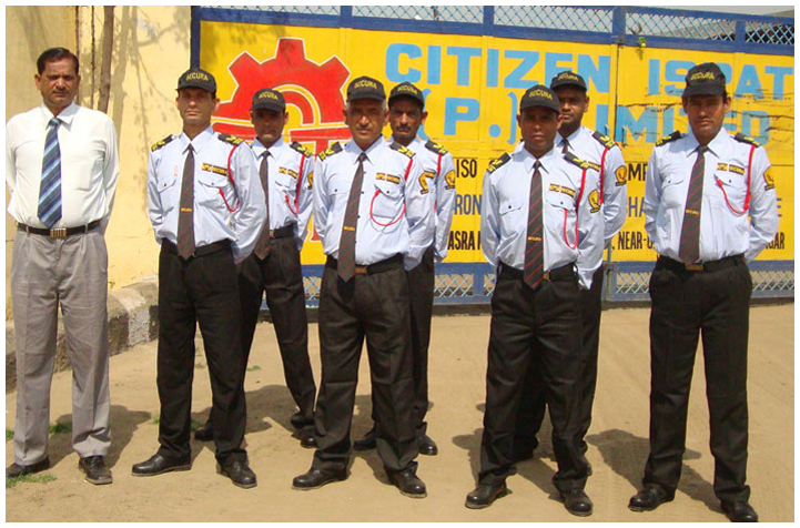 Security Guards for Events